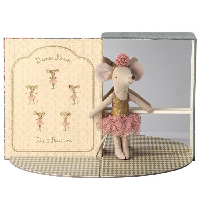 Scuola di danza per topolini - Maileg