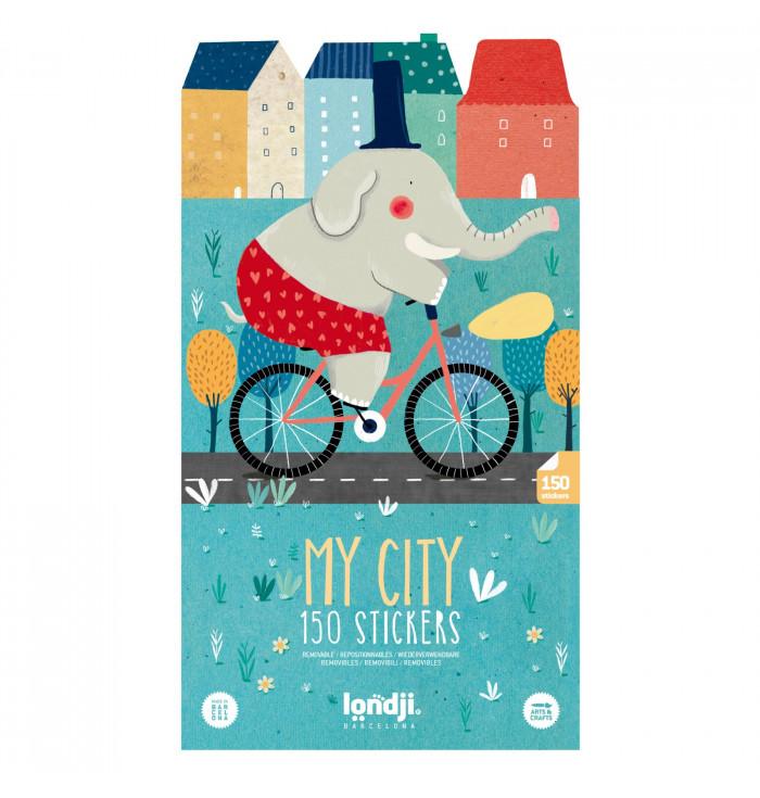 Stickers Londji - My city