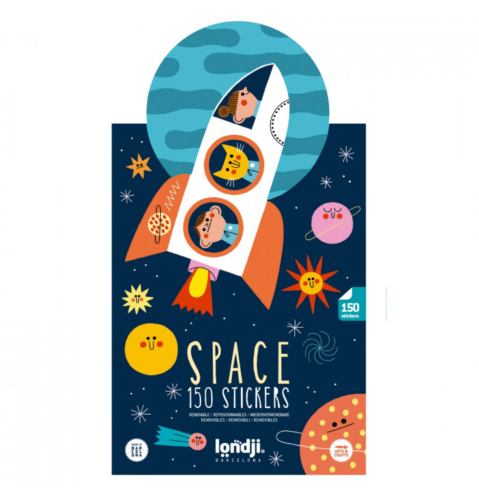 SPACE STICKERS - Londji