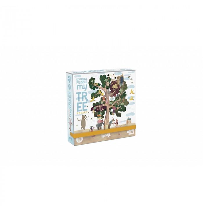 Micro Puzzle Londji - My Tree