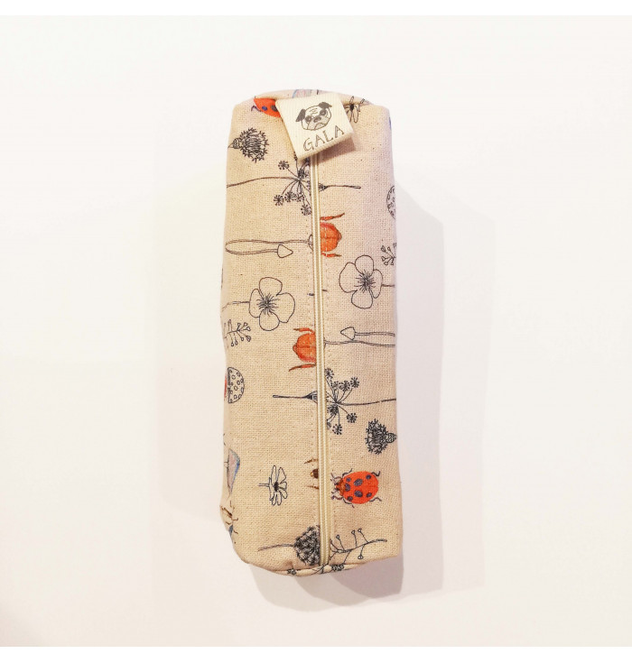 Pencil case The meadow - Atelier di Gala