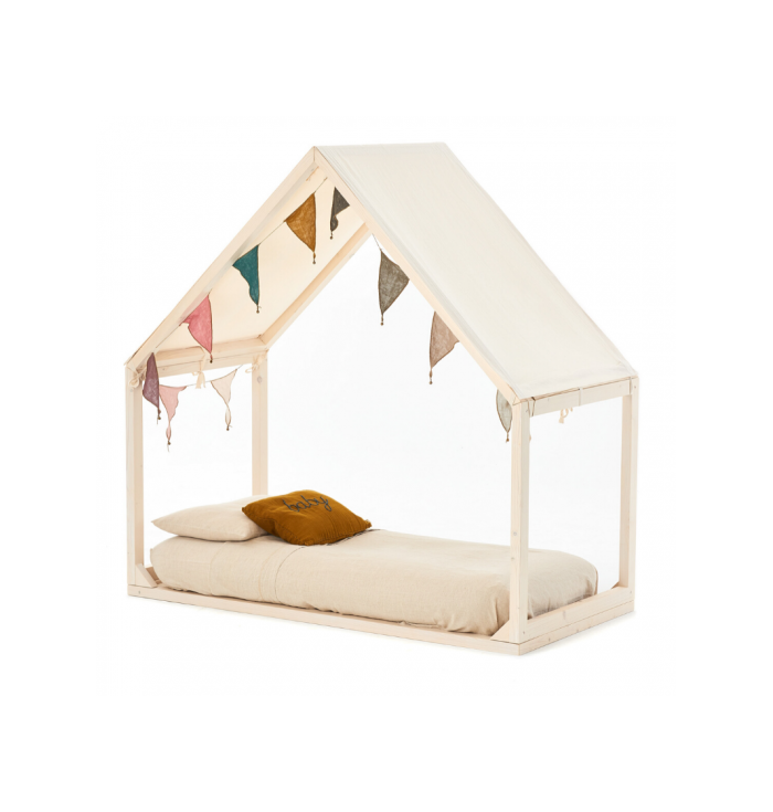 Cot Small House Montessori without sides - Ettomio