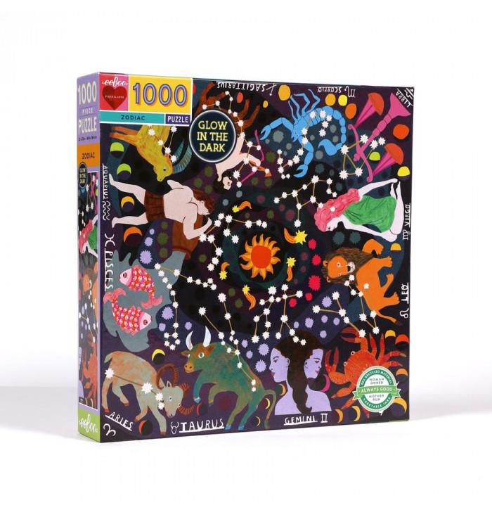 Puzzle Zodiac - Eeboo
