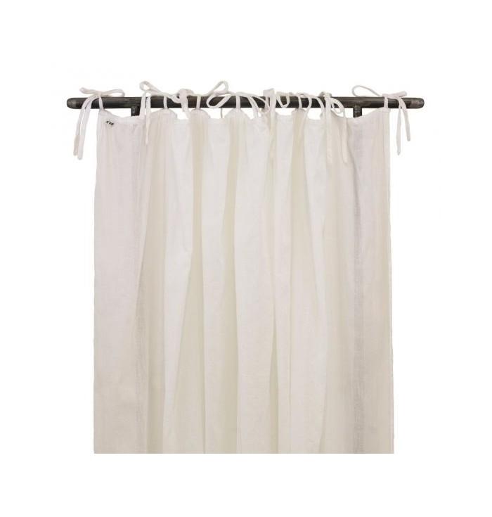N° 74 Gathered Curtain Plain