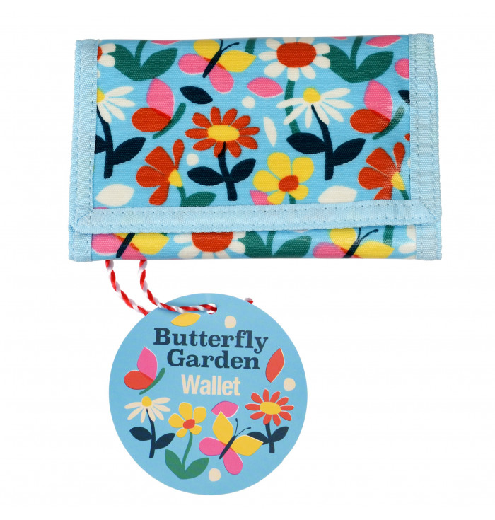 Wallet Rex London - Butterfly garden