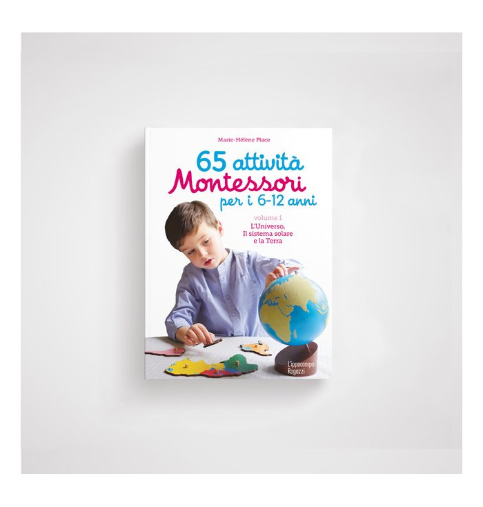 copy of 100 Montessori activities to discover the world