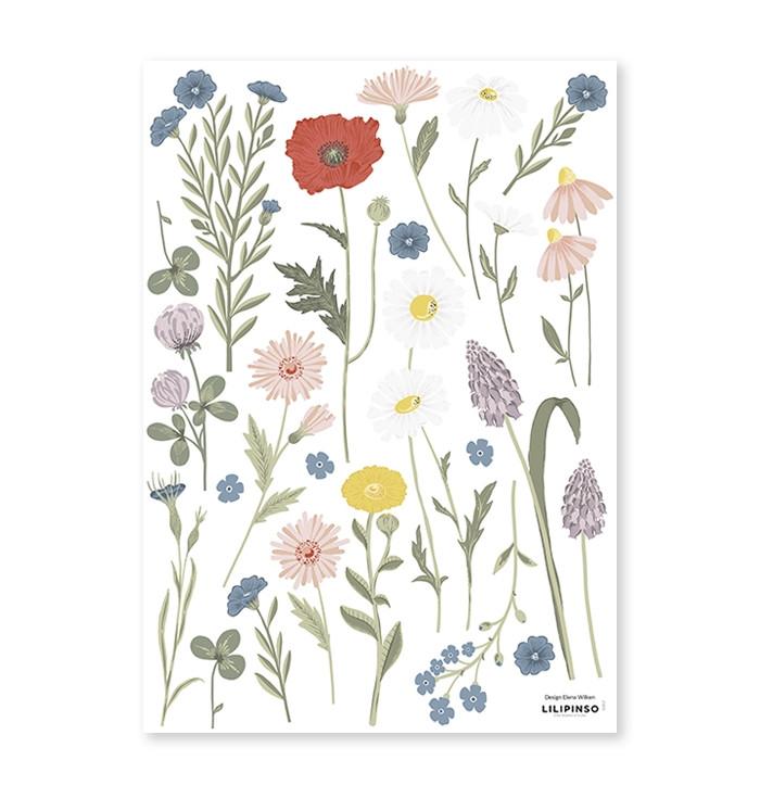 Stickers Wildflower - Lilipinso