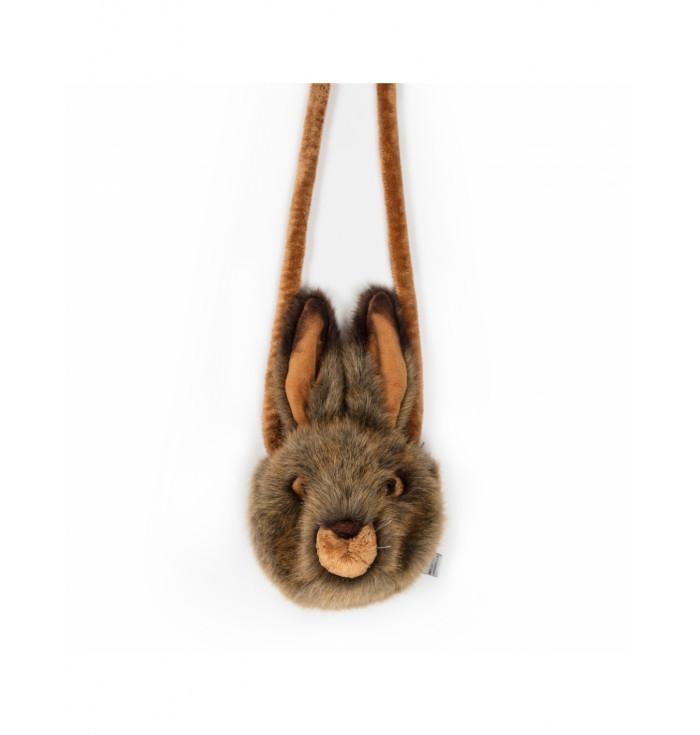 Wild & Soft Handbag - Rabbit