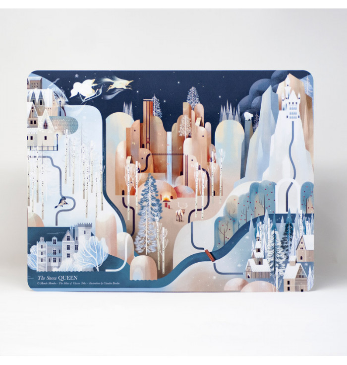 The Snow Queen Place Mat - Mondomombo