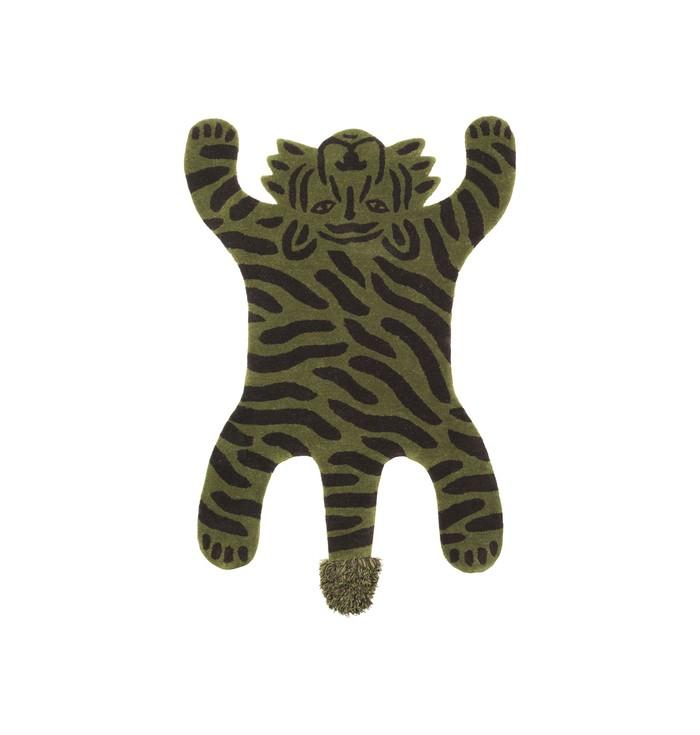 Tappeto Tigre Safari - Ferm Living