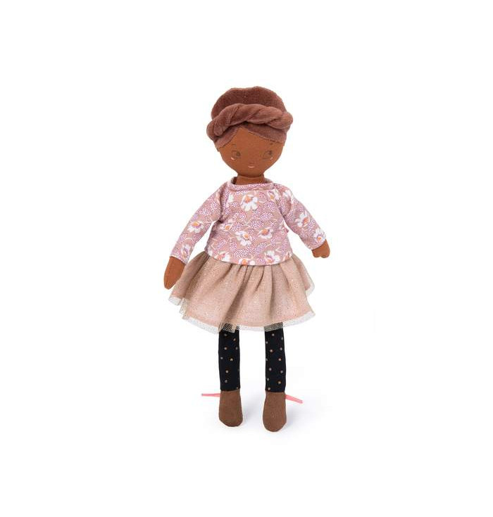 Les Parisiennes - Mademoiselle Rose - Moulin Roty
