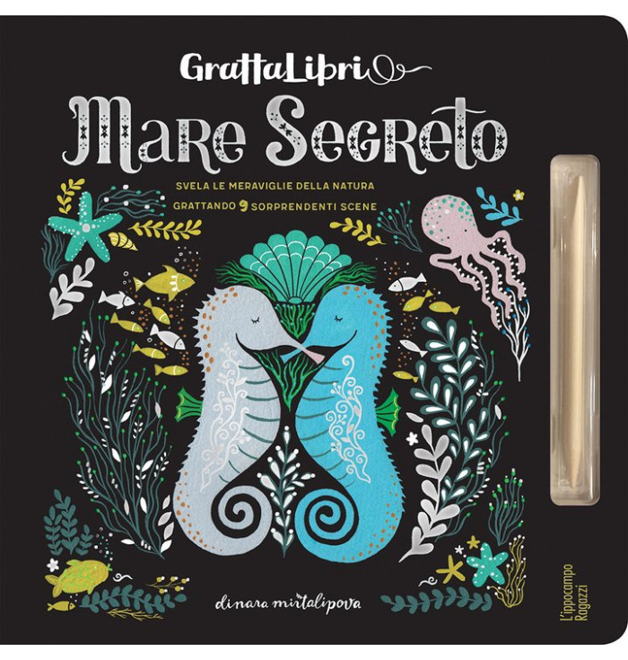 Grattalibri - Mare segreto - Dinara Mirtalipova