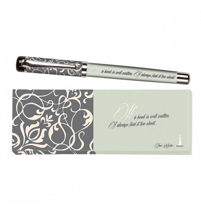 Roller pen - Charlotte Brontë