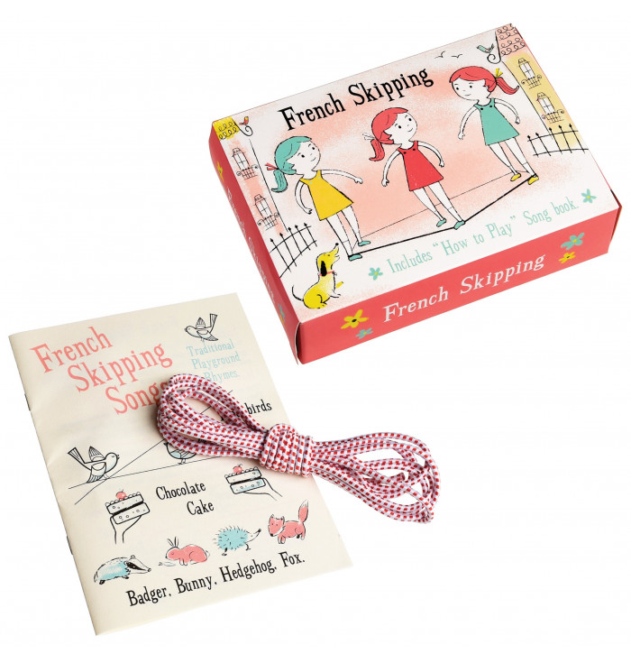 French Skipping Set - Rex London