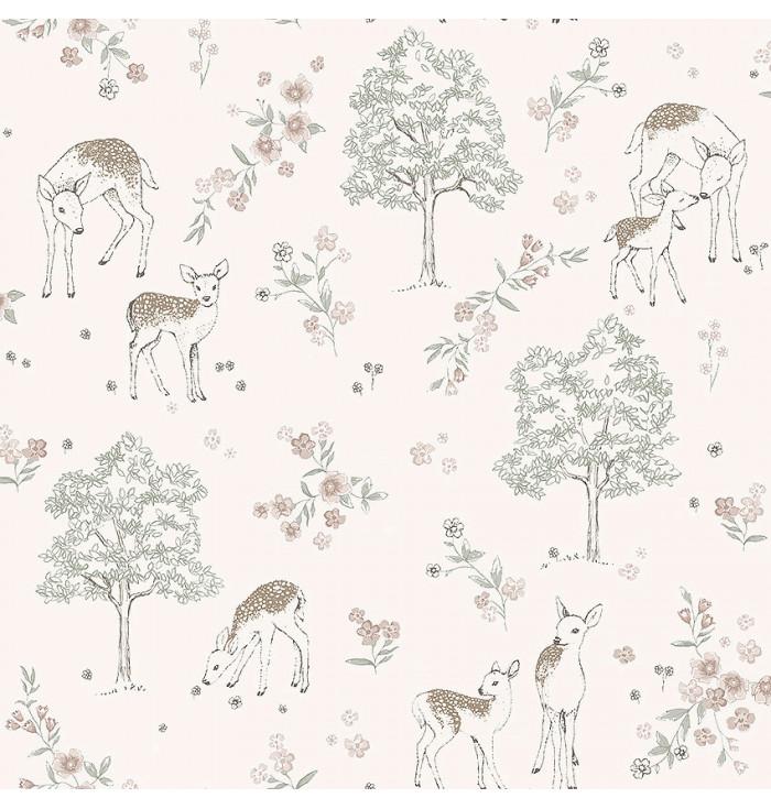 copy of Wallpaper Magic Forest - Borastapeter