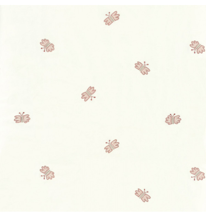 Tissue TIMIDE - Rose & Nino - Camengo
