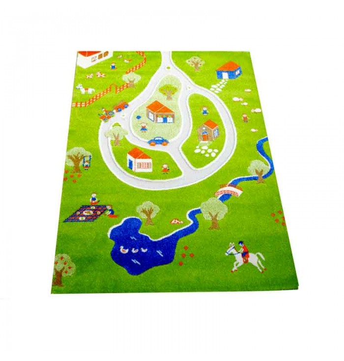 3D Carpet - Farm