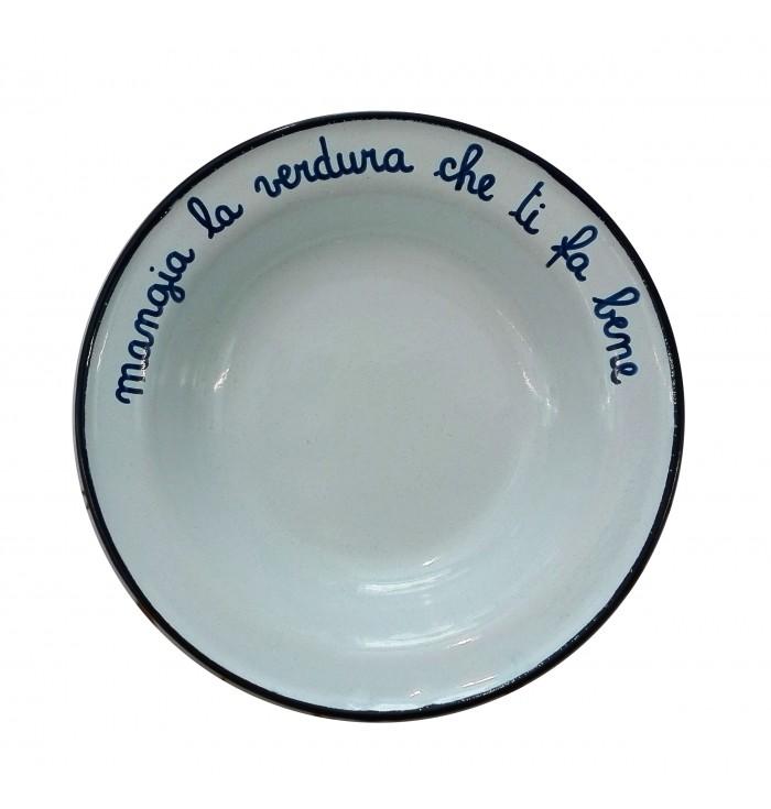 Enamel plates - Alt Means Old