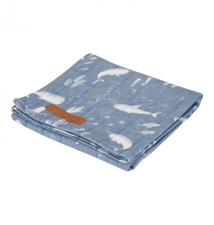 swaddle blanket - Little Dutch