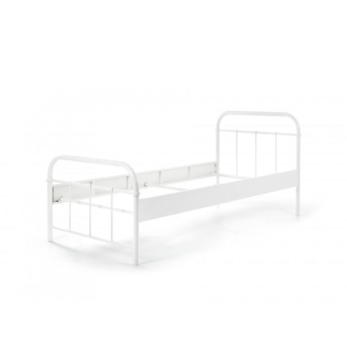 Single metal bed  Boston - Vipack