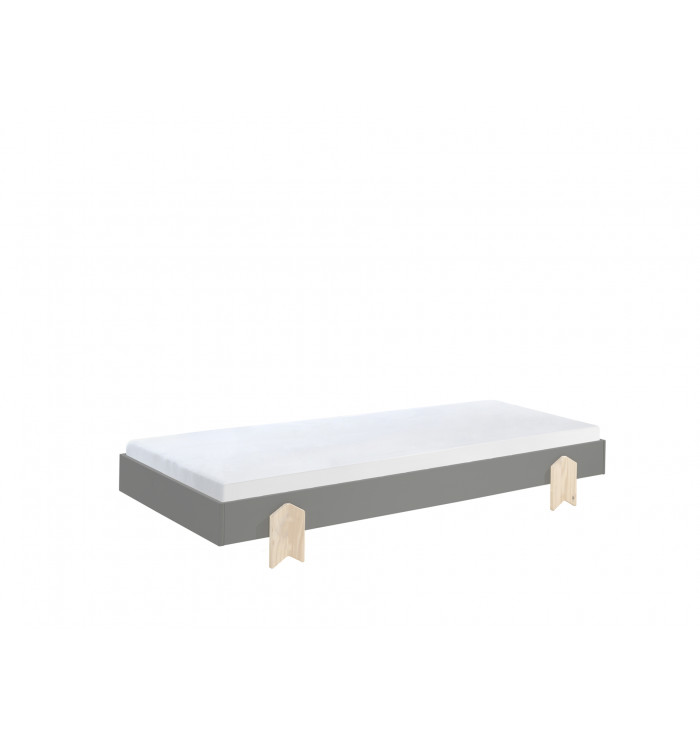 Stackable bed Modulo - Vipack - Vipack