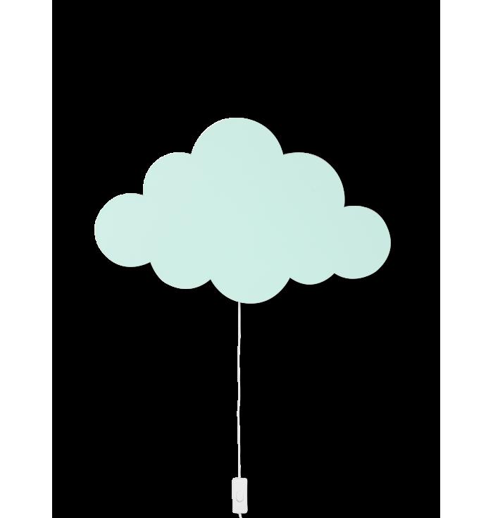 Lampada da parete in legno - Nuvola- Ferm Living