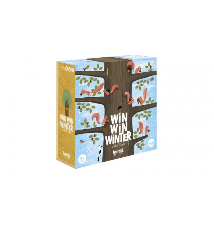 Gioco di società - Win Win Winter- Londji
