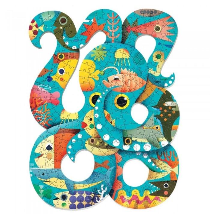 Puzzle Art - Octopus - 150 pezzi - Djeco