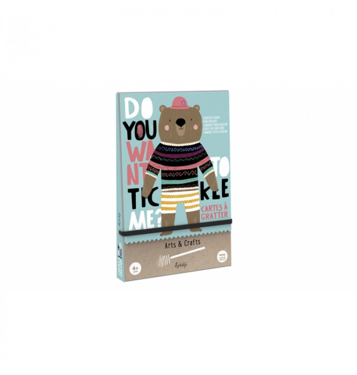 Gioco artistico - Tickle me - londji
