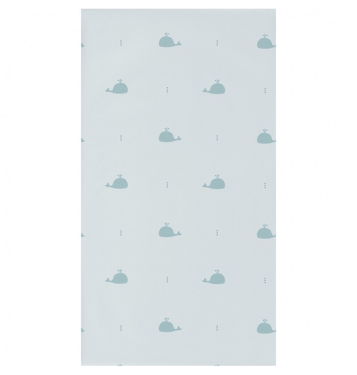Wallpaper Happy Dreams - Whale