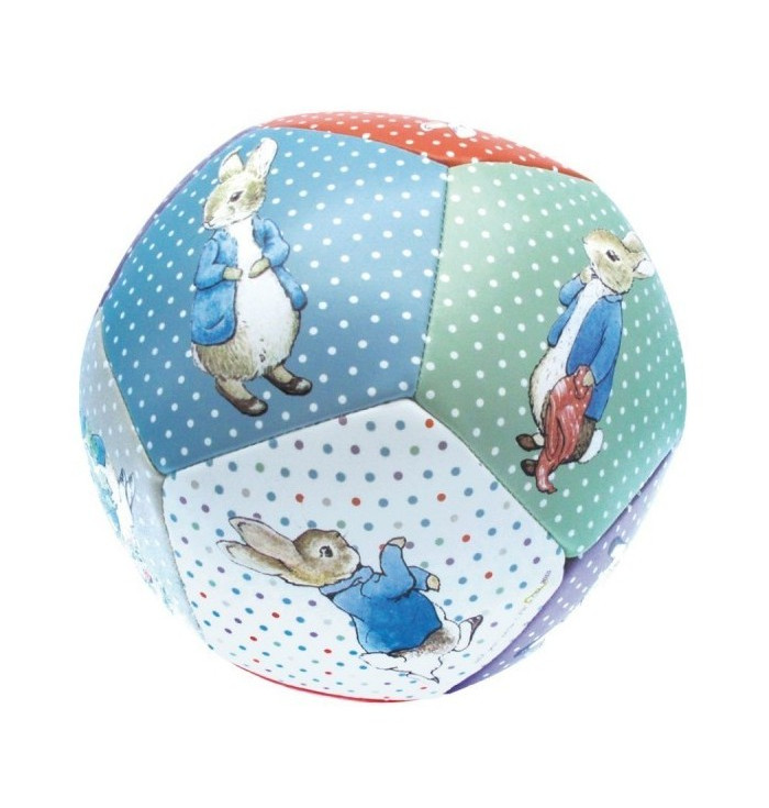 Palla morbida Peter Rabbit - Petit Jour Paris