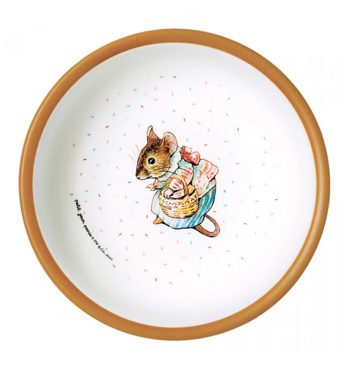 copy of Melamine bowl with handles - Peter Rabbit
