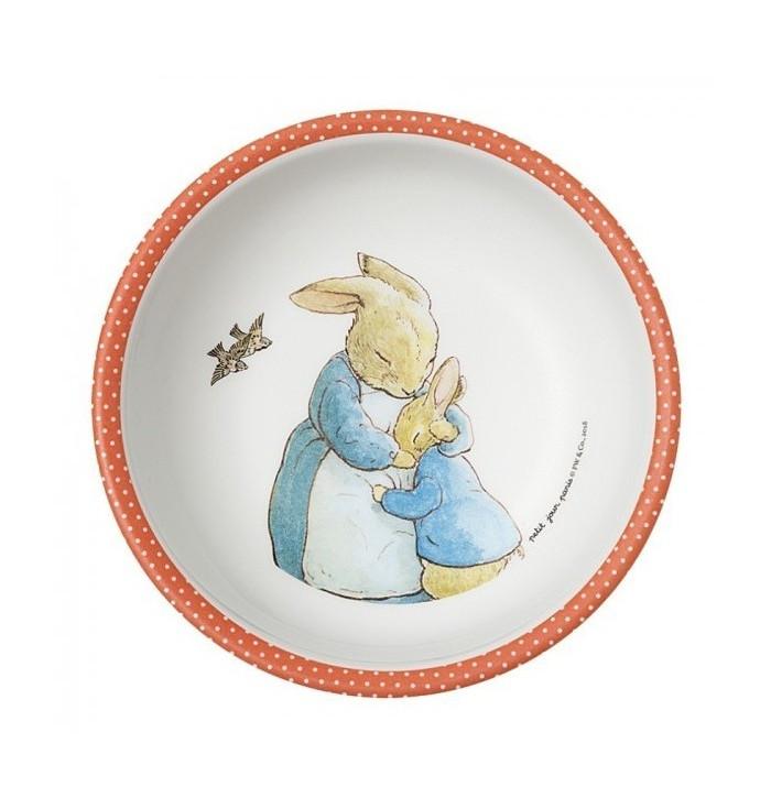 Melamine bowl - Peter Rabbit
