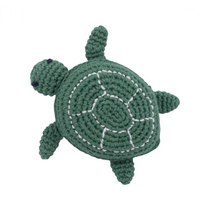 copy of Crochet rattle Sloth - Sebra