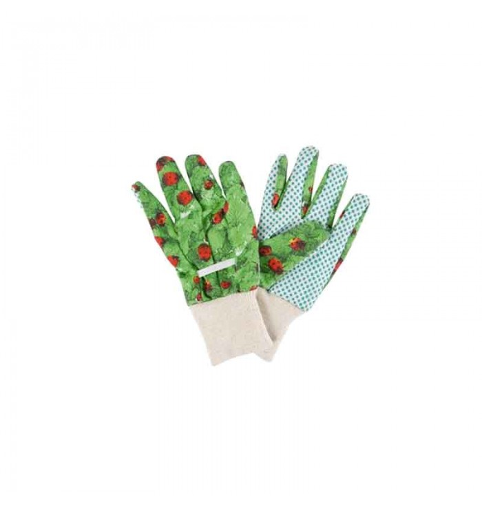 Gardening gloves baby ladybug - Bavicchi