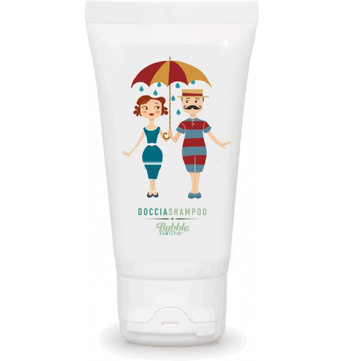 Shower Shampoo - Small Pack - Bubble Family