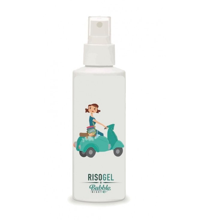 Risogel Baby Detergente Ultradelicato - Linea Family - Bubble Family