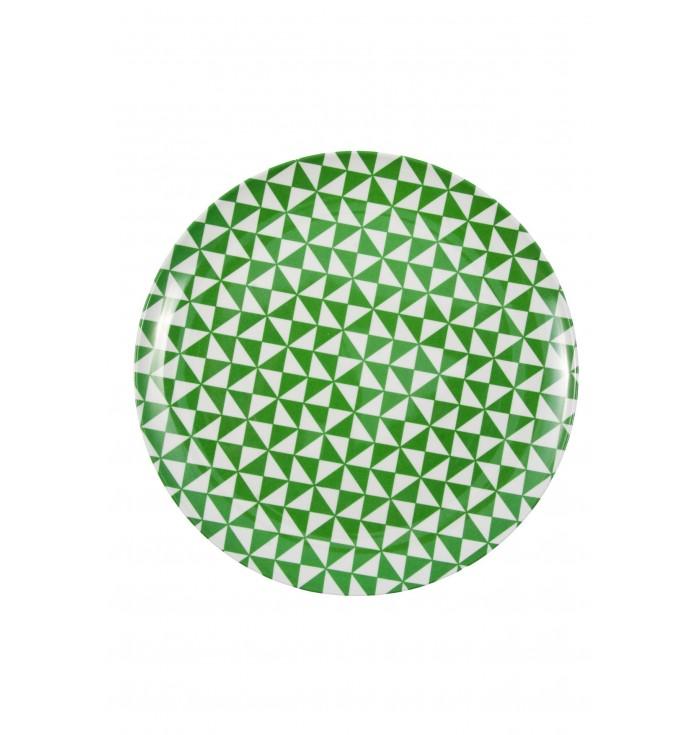 Melamine Plate Matahari - Small