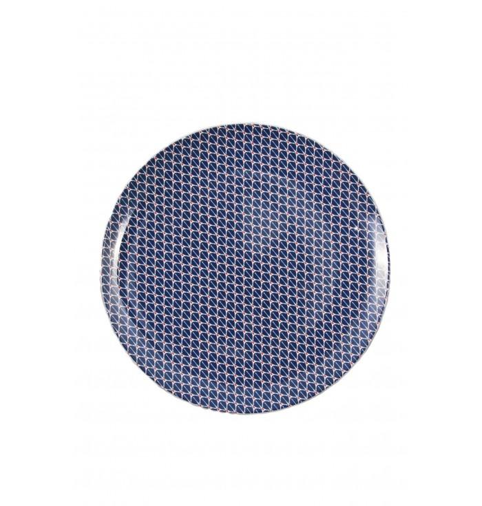 Melamine Plate - Matahari - Bakker