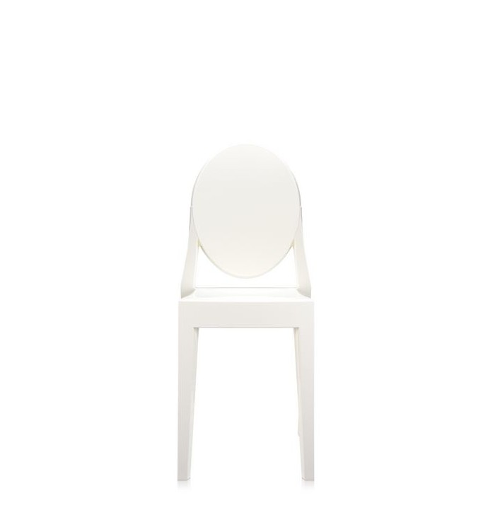 Chair Victoria Ghost Philippe Stark