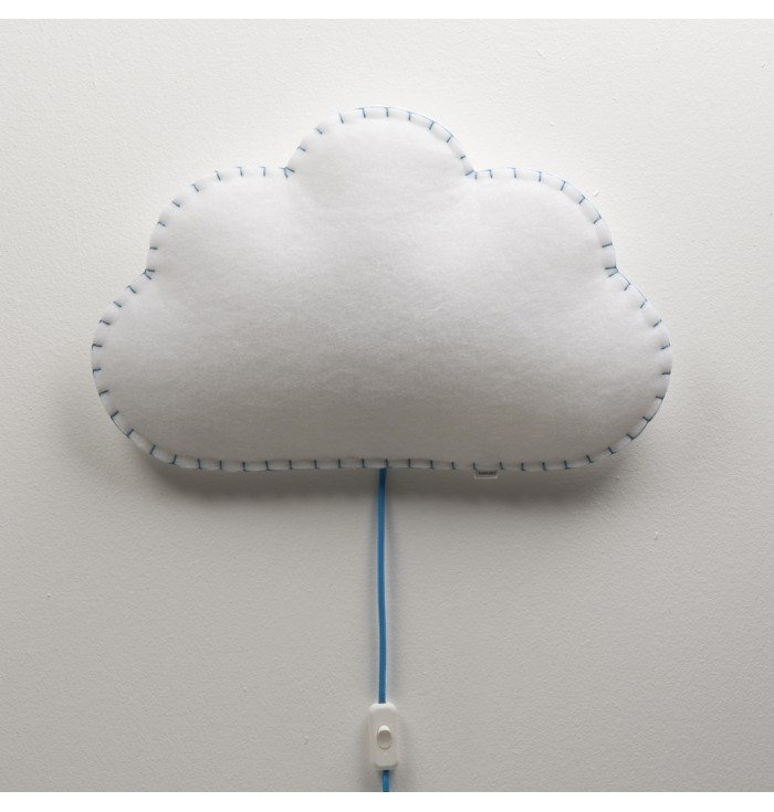 Soft lamp with switch - Cloud