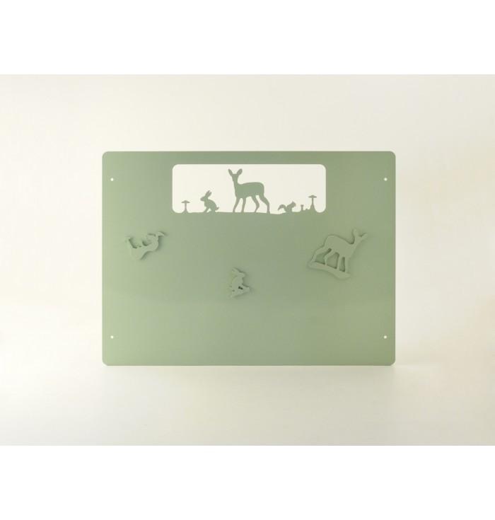 Lavagnetta metallica - Bambi - CD&Z