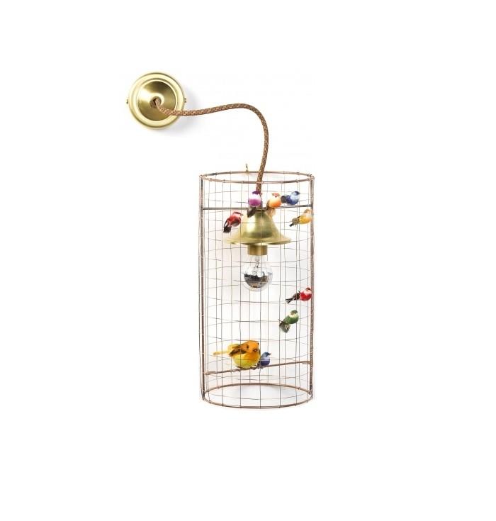 Wall Lamp Aviary