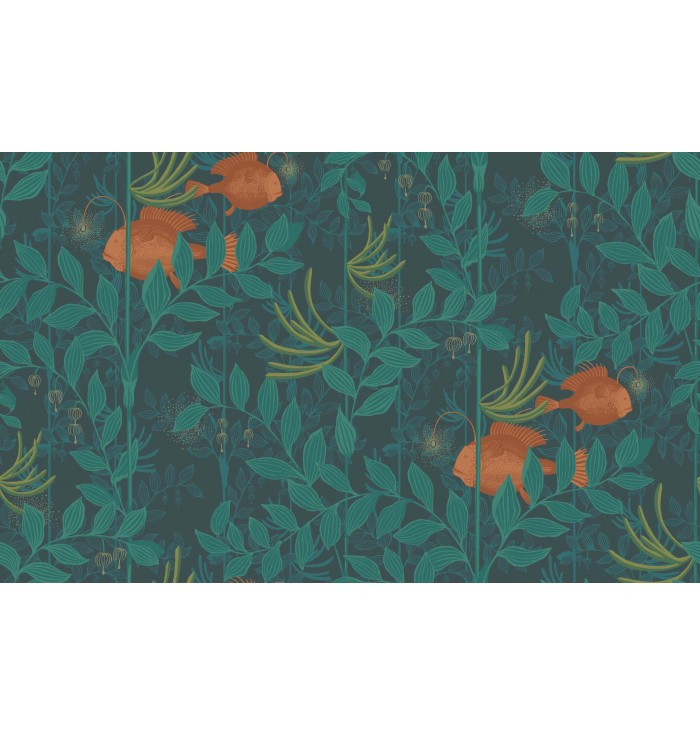 Wallpaper Whimsical - Nautilus - Cole&Son
