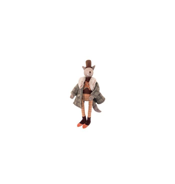 Pupazzi delle favole - Il Lupo Gentleman