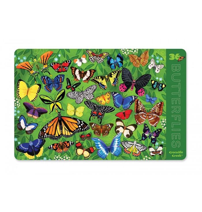 Placemat - Butterflies - Crocodile Creek