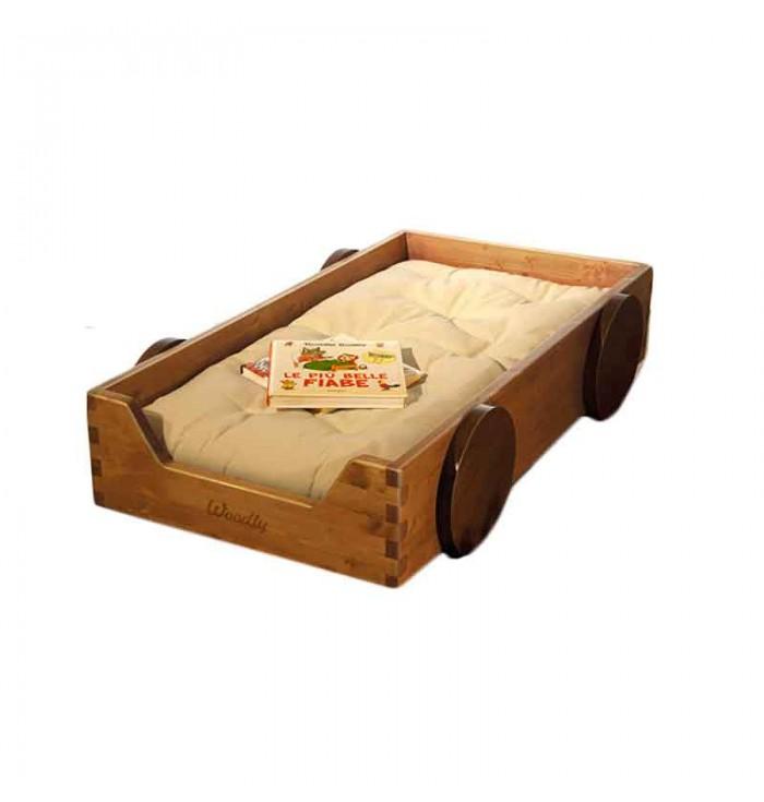 Classic small cot Montessori - Woodly