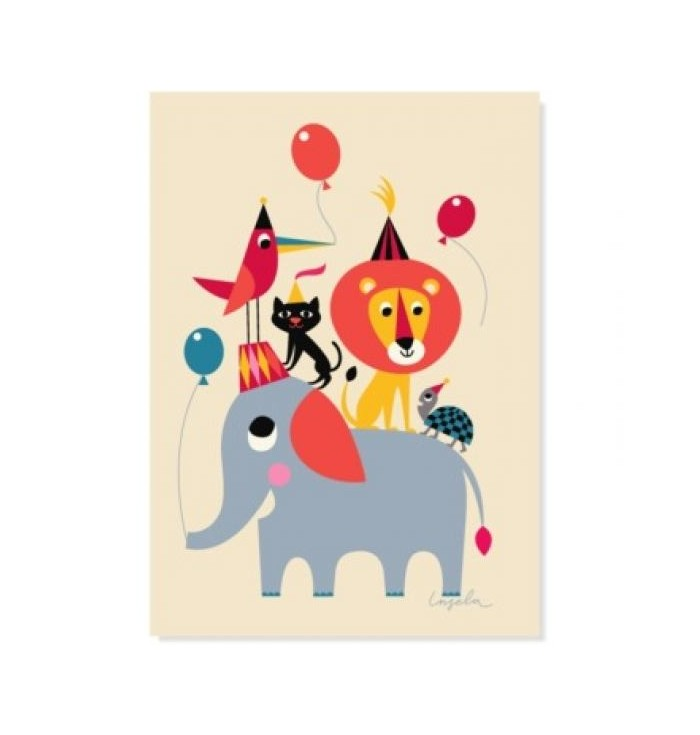 Poster - Animal party