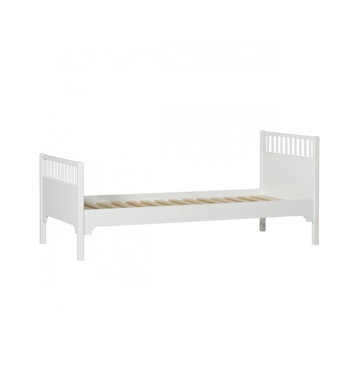 Seaside Bed - Oliver Furniture