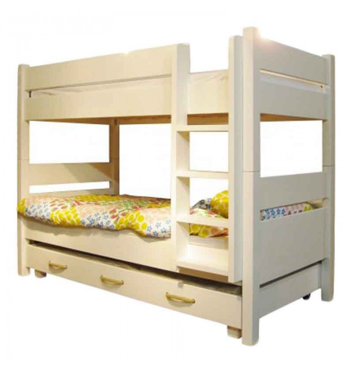 Bunk bed divisible - New Classic - Mathy by Bols